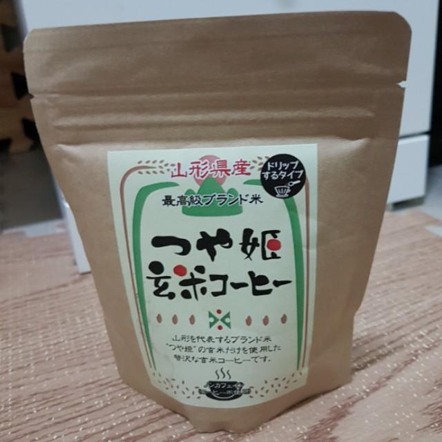 日本直購帶回玄米咖啡 100g