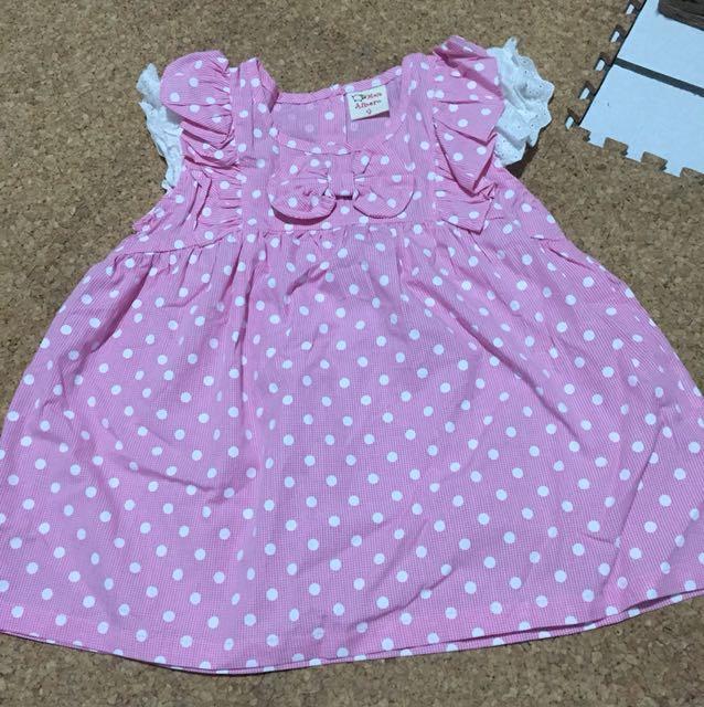 粉色女僕套裝