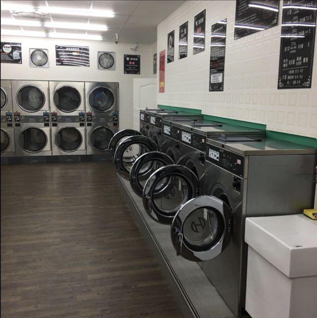 自助洗衣到府收送、一個月