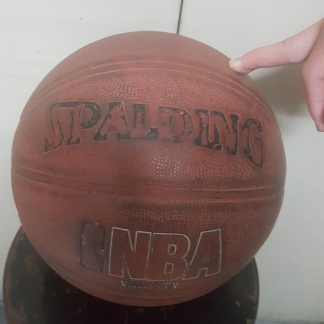 斯伯丁 籃球