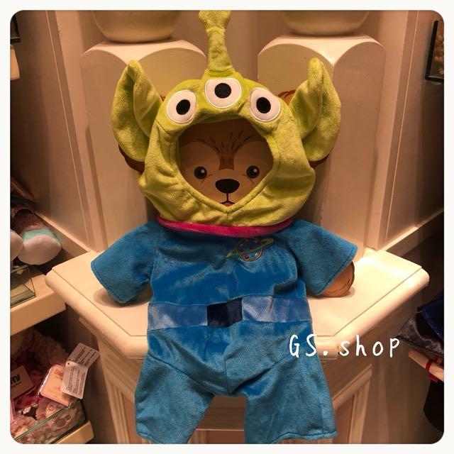 🇭🇰 香港迪士尼 ✨ s號 達菲 三眼怪衣服