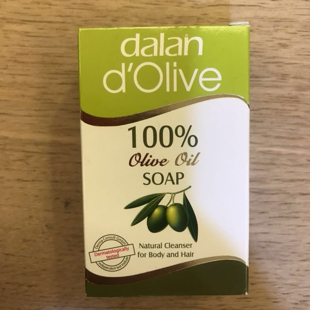 土耳其 dalan 橄欖皂