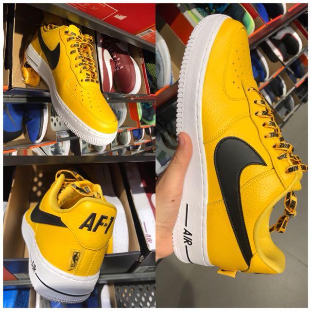 保證正品 Nike AIR FORCE 1 AF1 男鞋