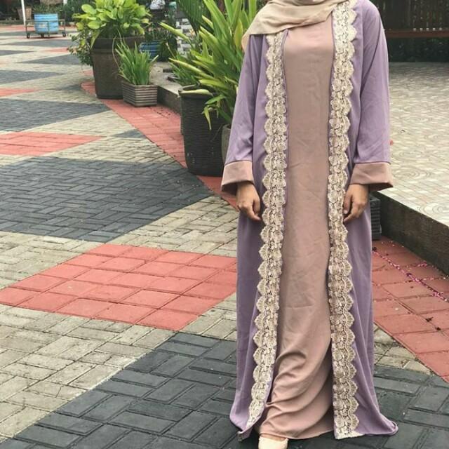 Abaya gamis