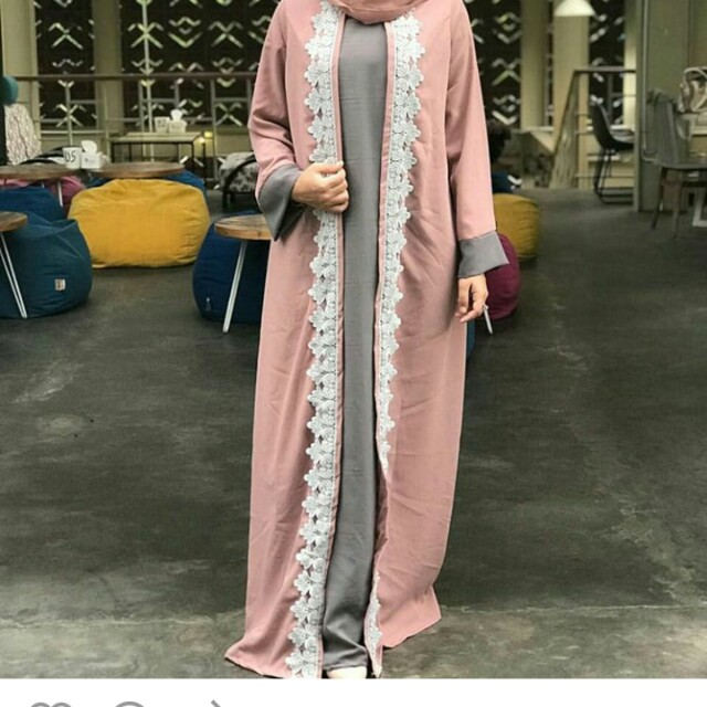 Abaya gamis dress