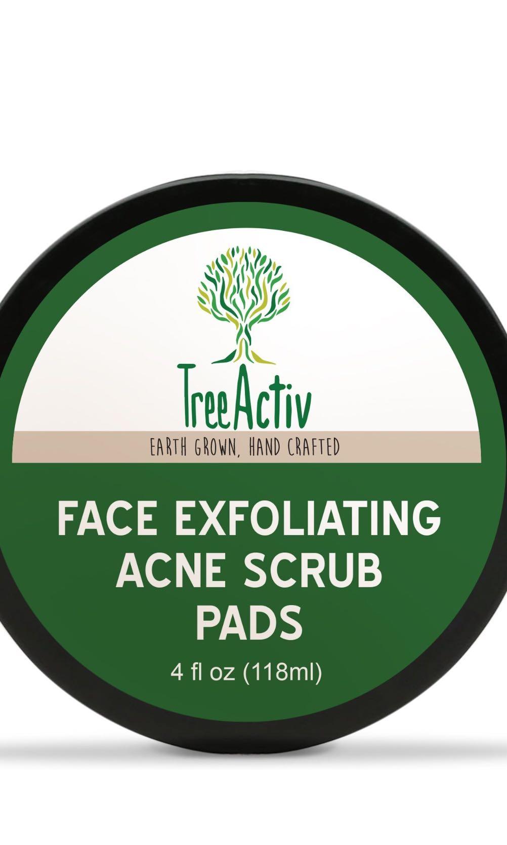 Acne scrub ( it really works )