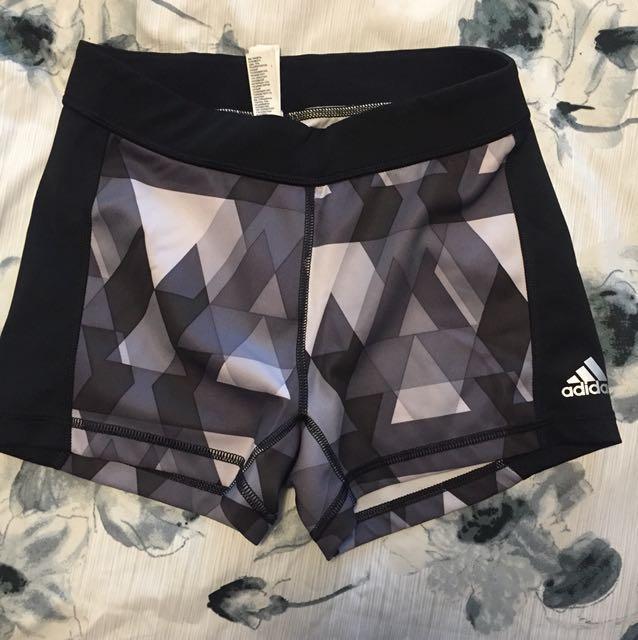 Adidas climalite workout shorts (S)