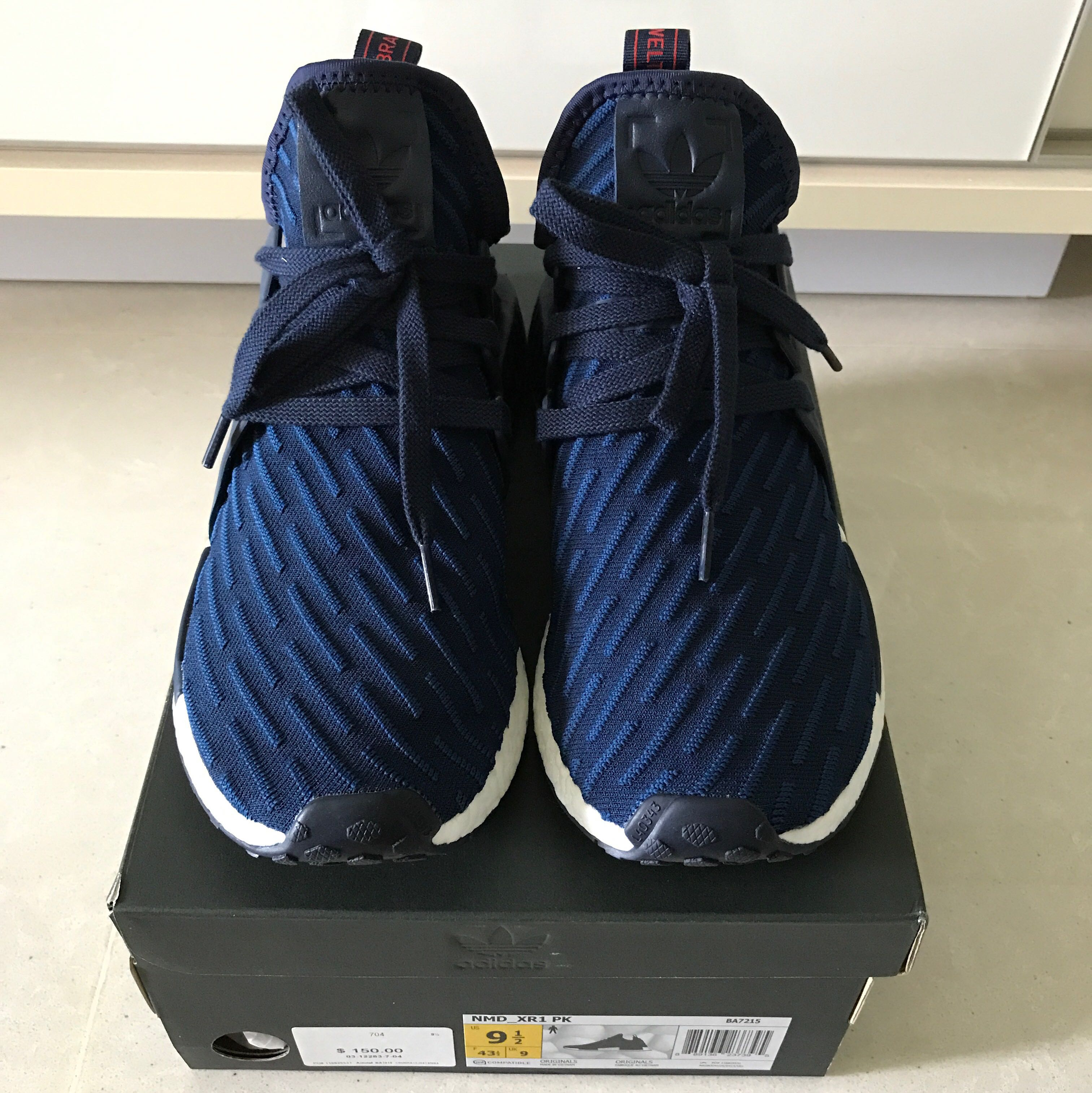 Adidas NMD, Men's Fashion, Footwear, Sneakers on Carousell