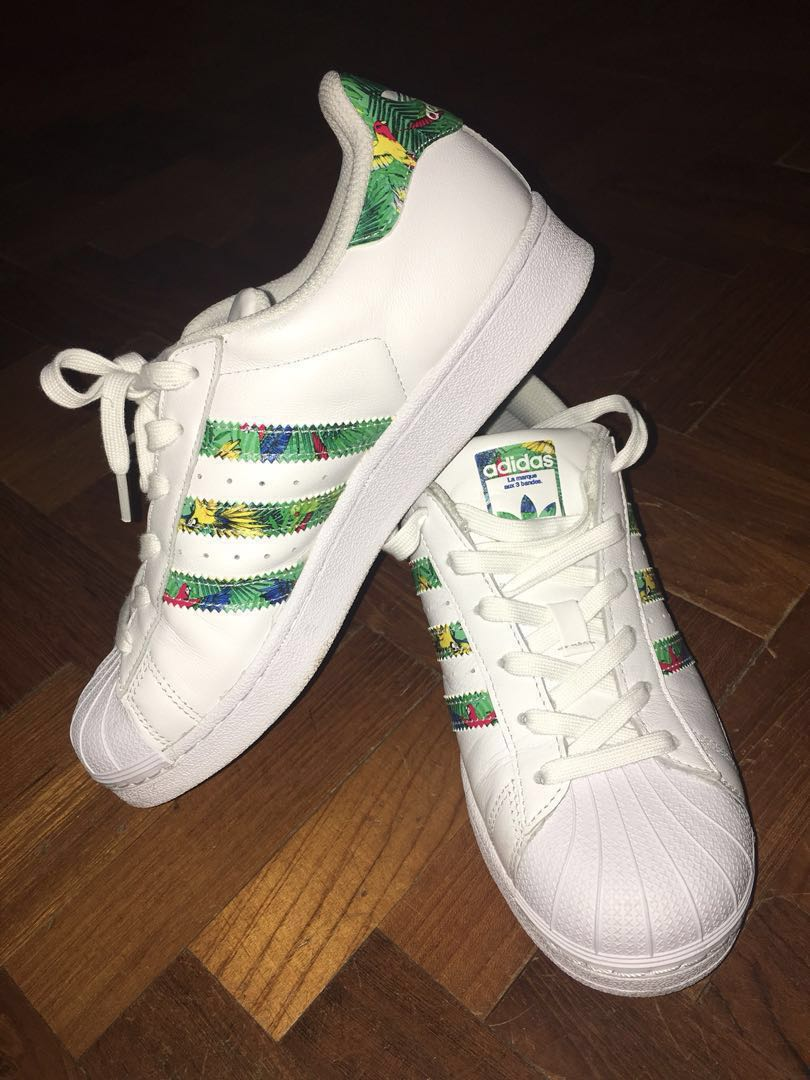 Adidas Superstar Women s Aloha 15502e9896