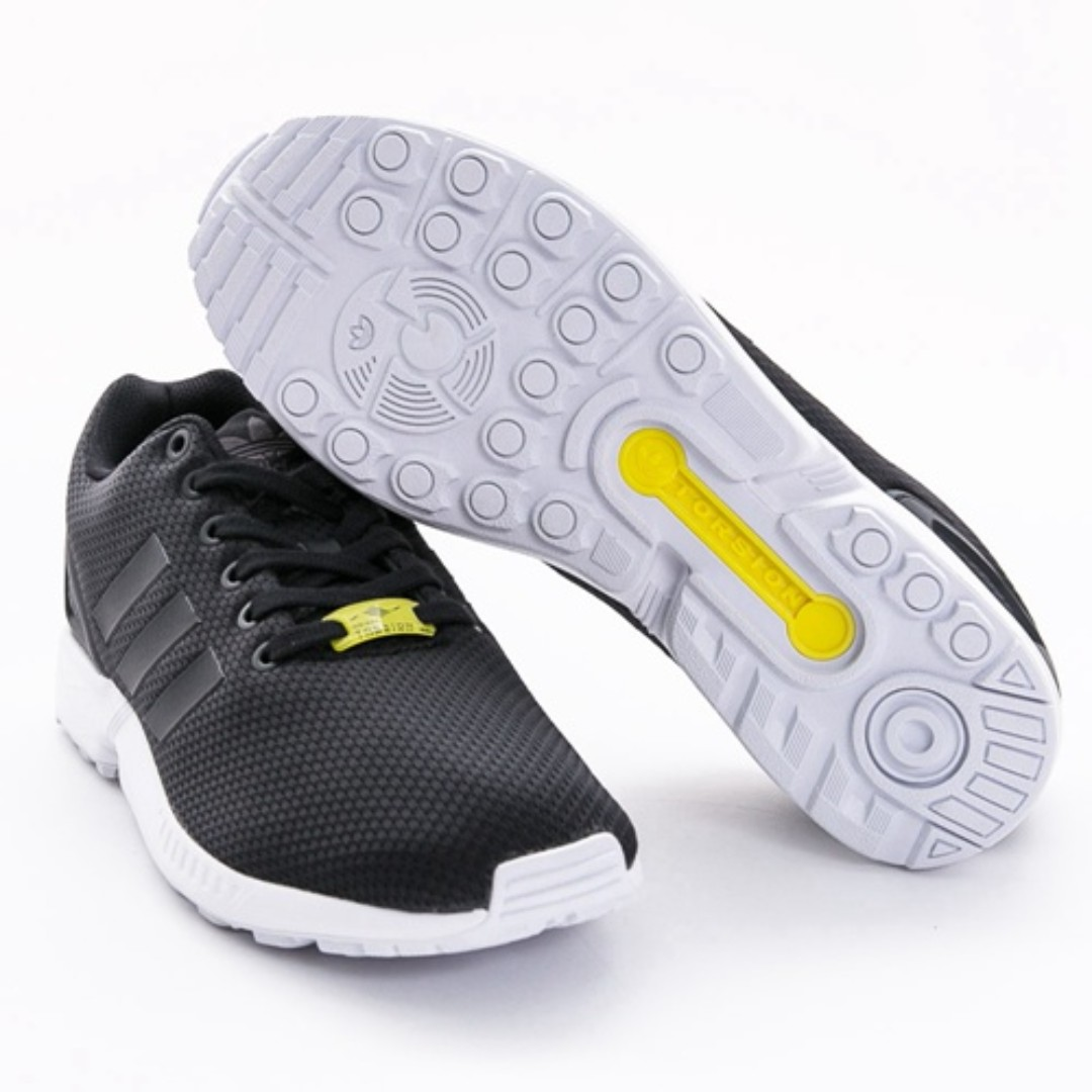 ADIDAS ZX FLUX休閒鞋黑M19840