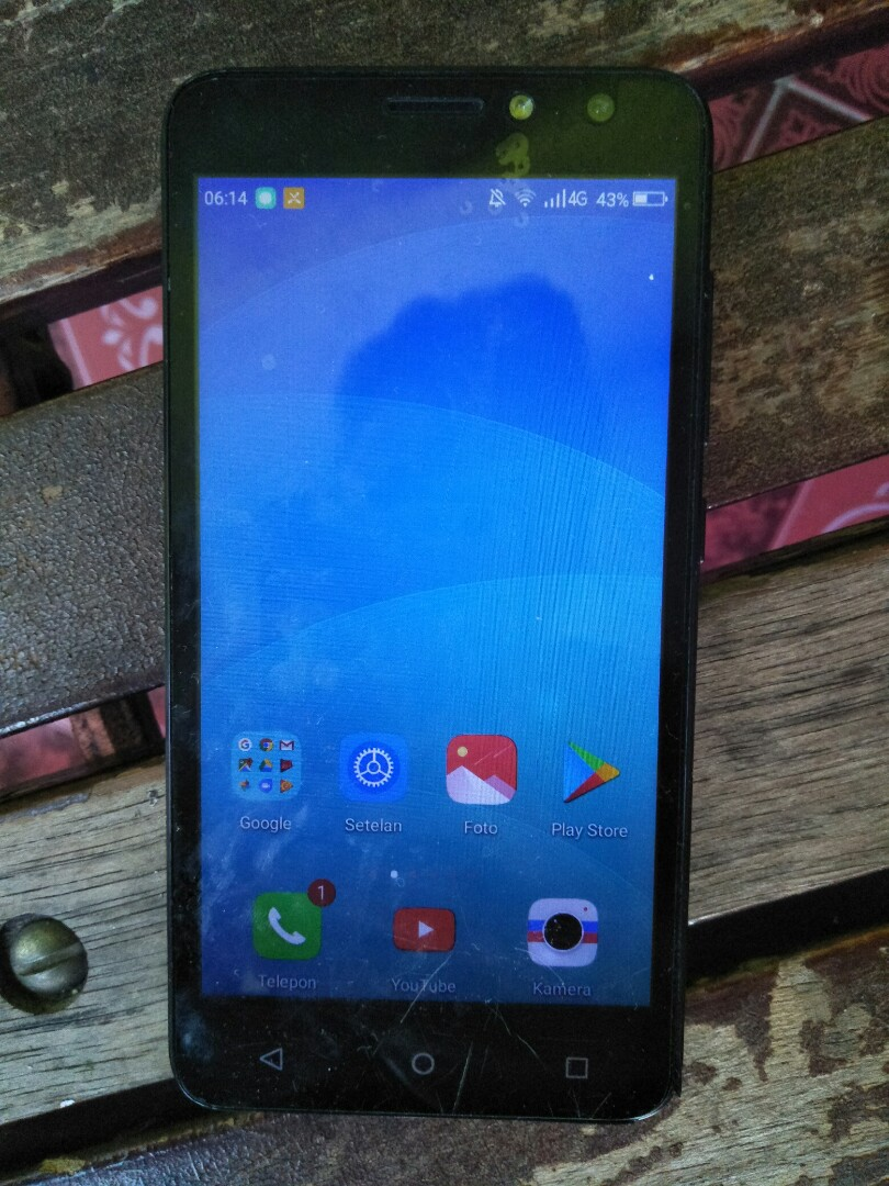 Advan S5E 4gs Mobile Phones Tablets On Carousell