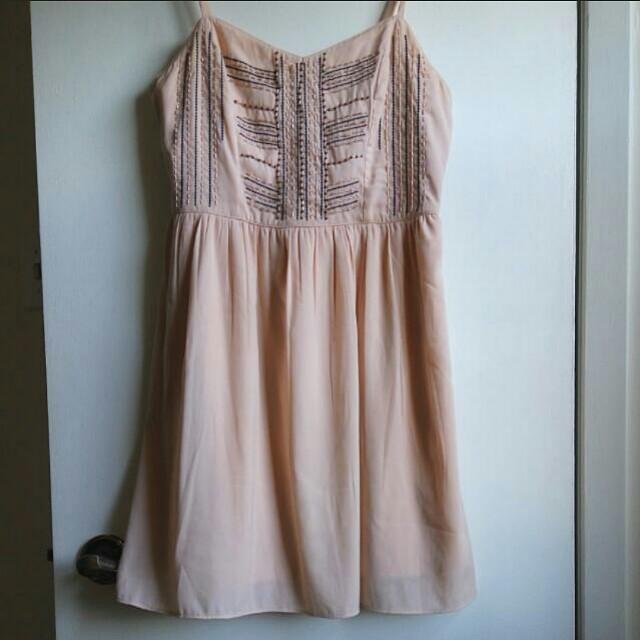 AE Light Pink Dress