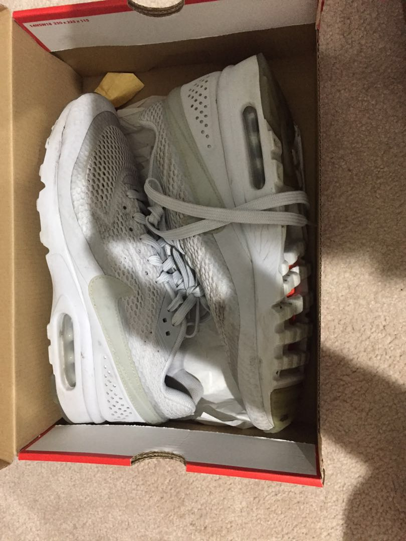 Air Maxs Ultra (White) US10