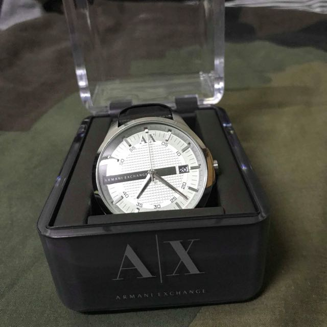 Armani Exchange dress watch
