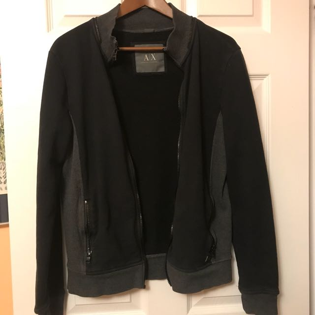 Armani Exchange zip-up