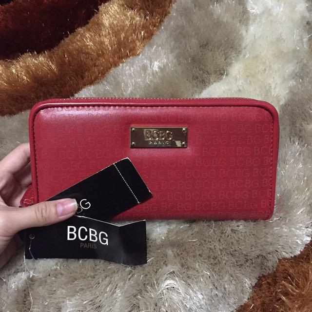 Authentic BCBG wallet