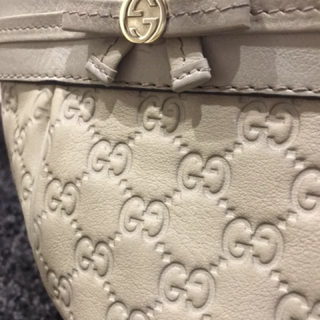 8458dca4ccf5 Authentic Gucci Mayfair Tote with Bow Detail, Luxury, Bags & Wallets ...