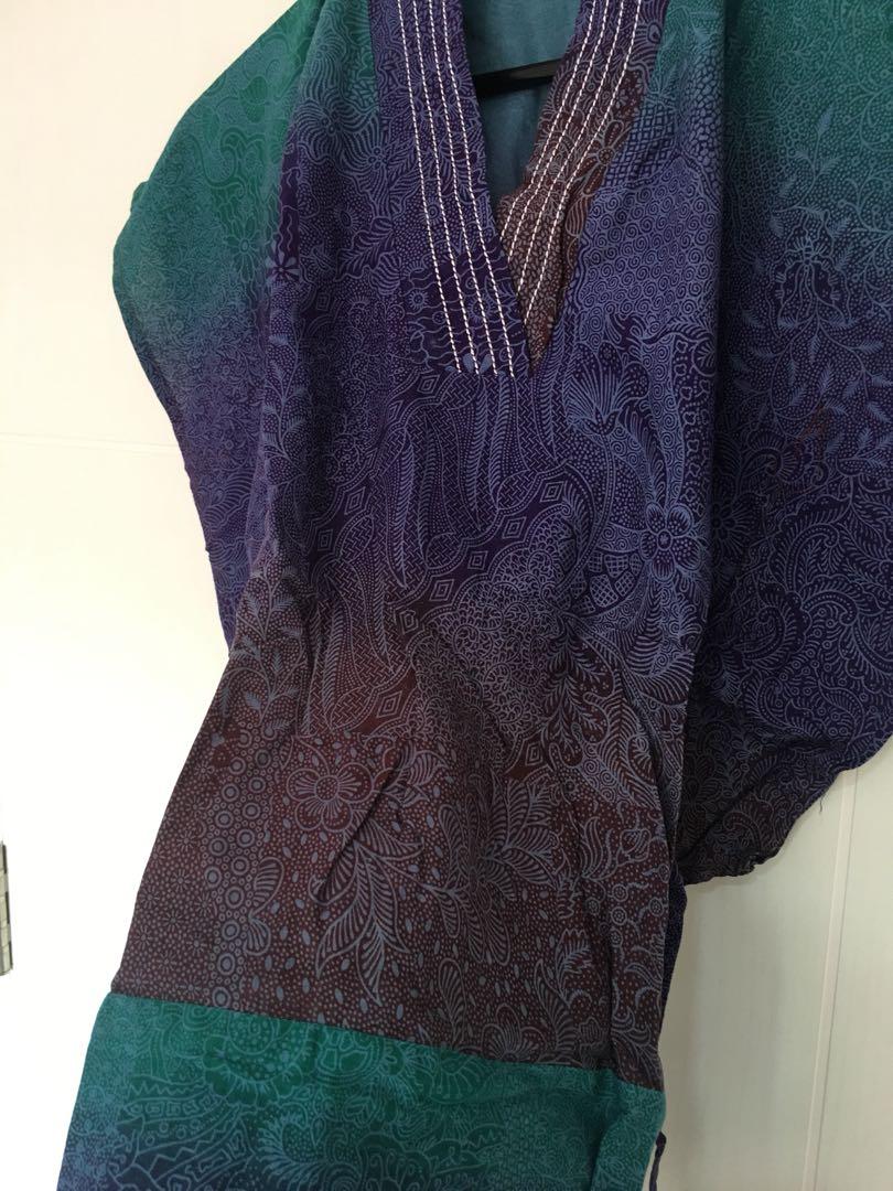 Batik Blouse Modern