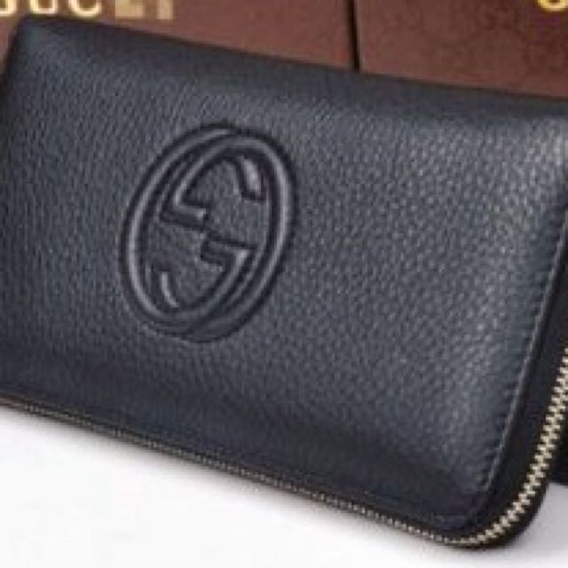 Black womens purse