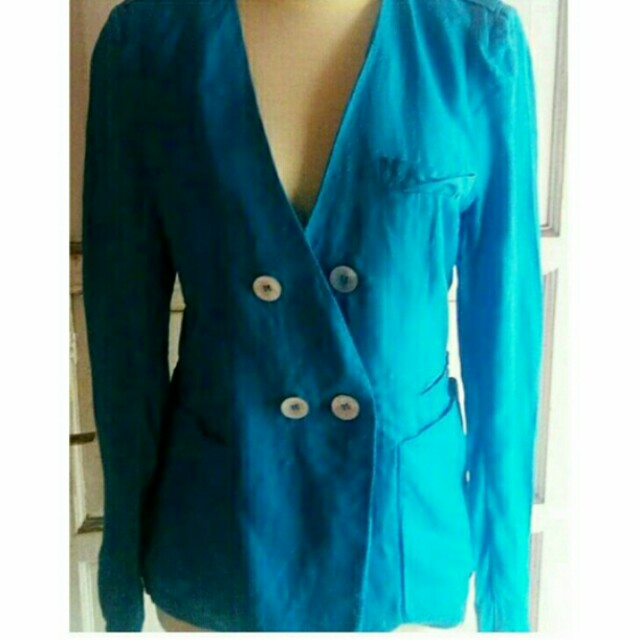 Blazer Blue Vintage