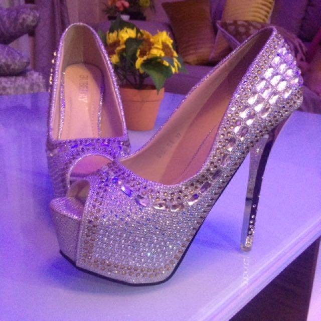 Blink heels Buberry