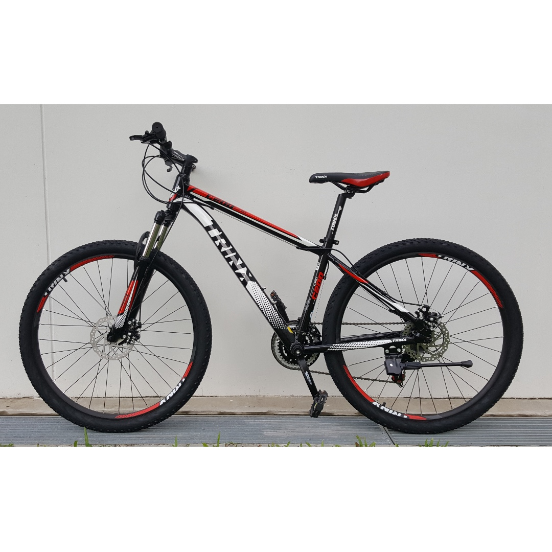 a89a52666a7 Brand New TRINX 27.5'' High End Mountain Bike With High Grade ...