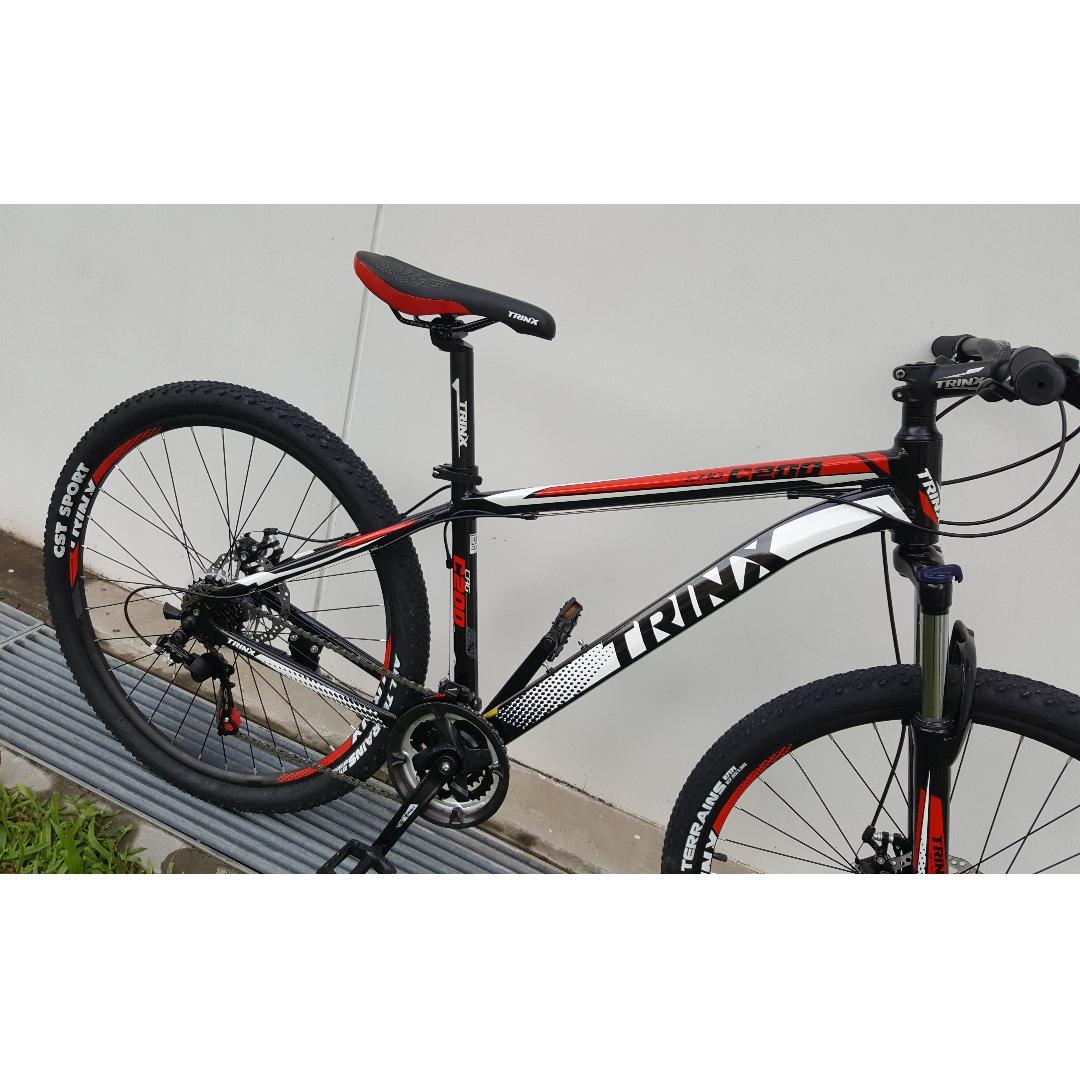 Brand New TRINX 27.5\'\' High End Mountain Bike With High Grade ...