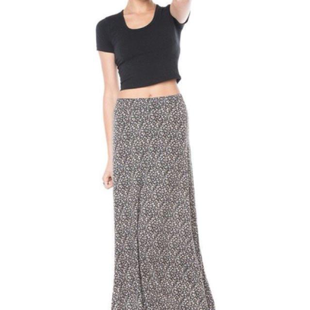 Brandy Melville Kylie maxi skirt