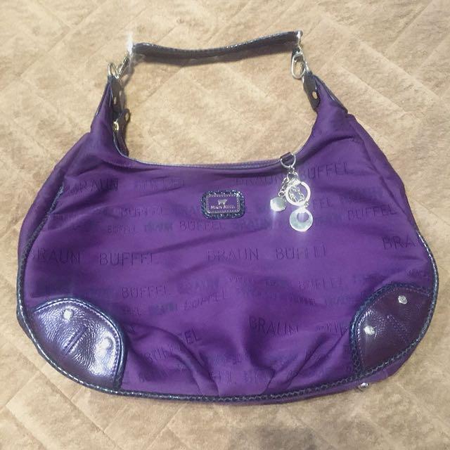 Braun Buffel Handbag Authentic