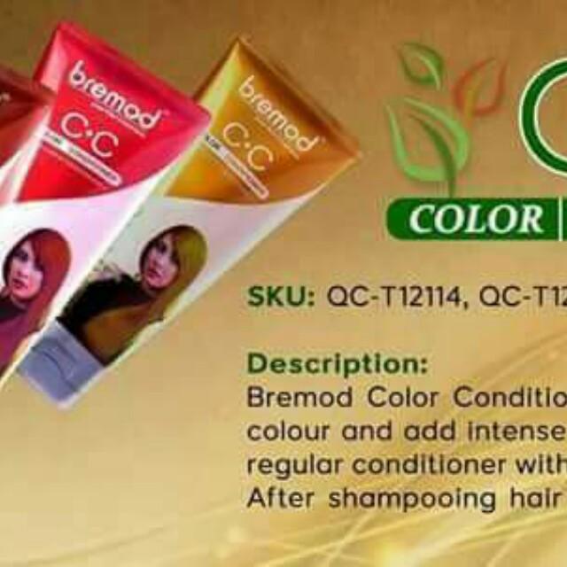 Bremod Hair Color Conditioner