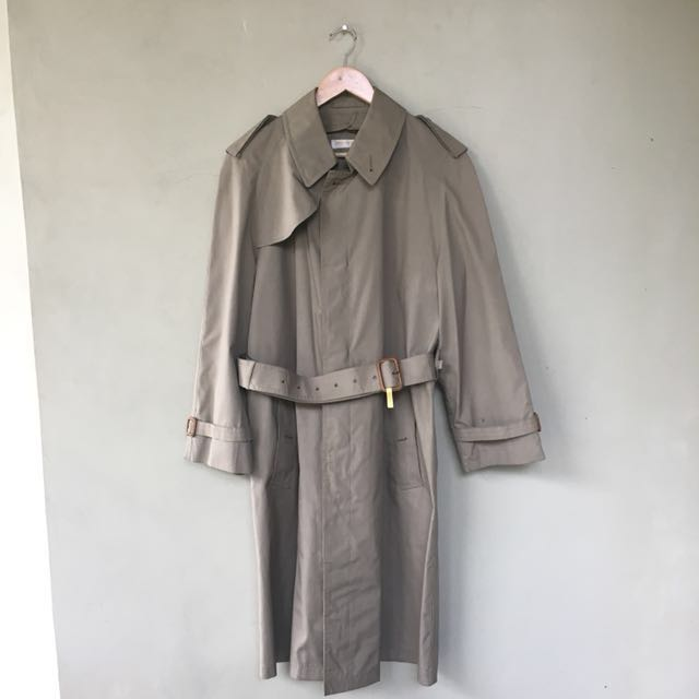 Brooks Brothers Long detective jacket