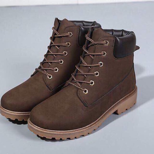 Brown Fashion Boots