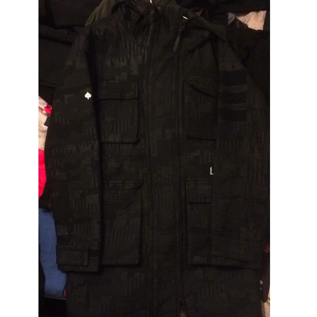 正品~B-side x ionism 聯名長版軍衣 厲害的出清便宜賣了