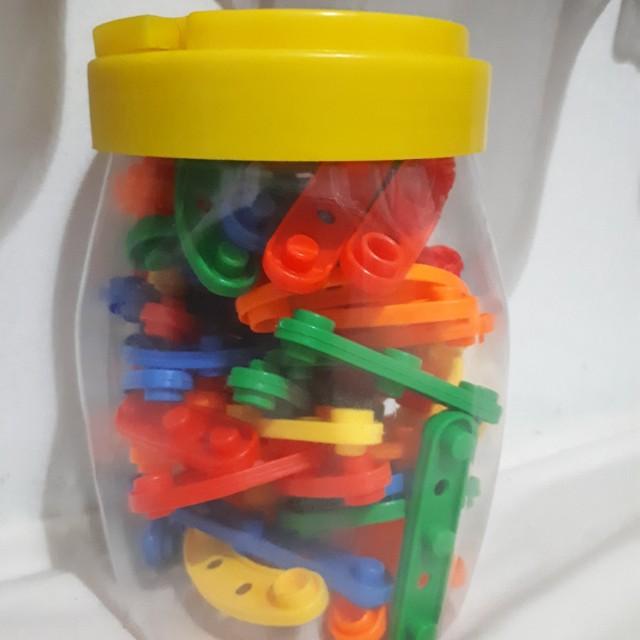 Build toy