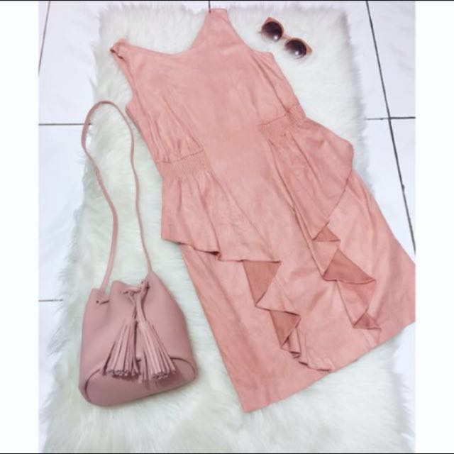 BYSI peplum dress
