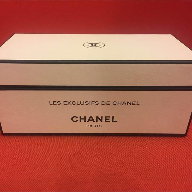 Chanel 限量精品香水珠寶盒