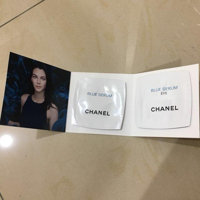 Chanel 保養品 試用包