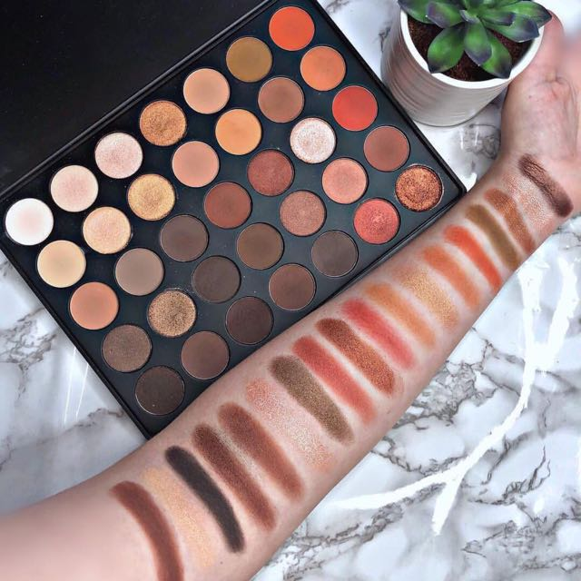 CLEARANCE READYSTOCK🔸MORPHE 350 NATURE GLOW PALETTE