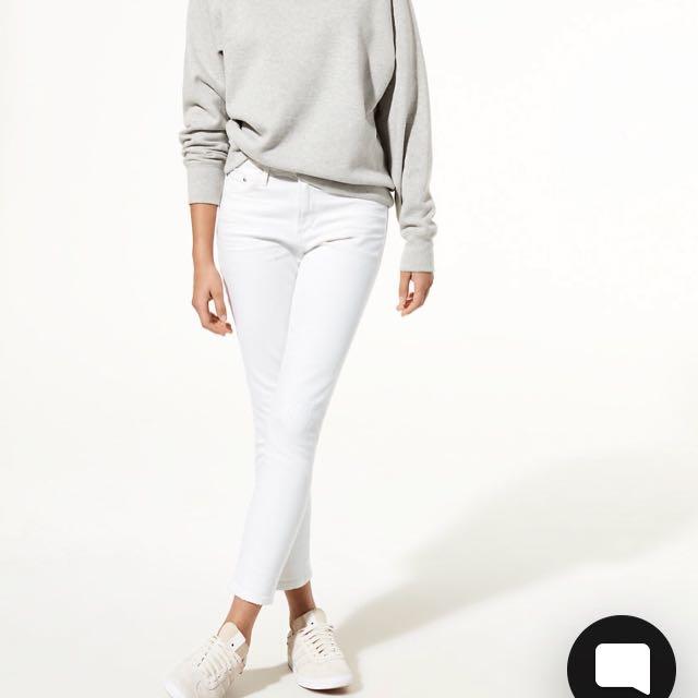 CoH Rocket Natural jeans- Aritzia
