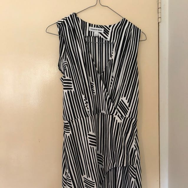 Country Road Maxi Dress, Never Worn