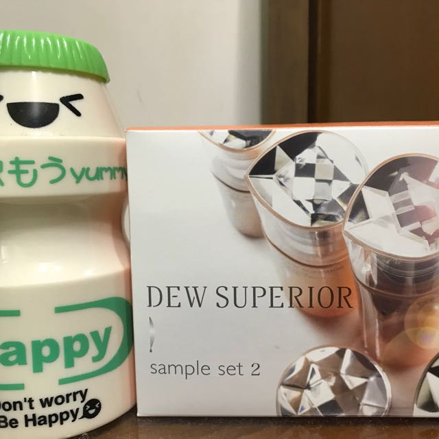 佳麗寶潤活提拉五品組dew superior(滋潤型)