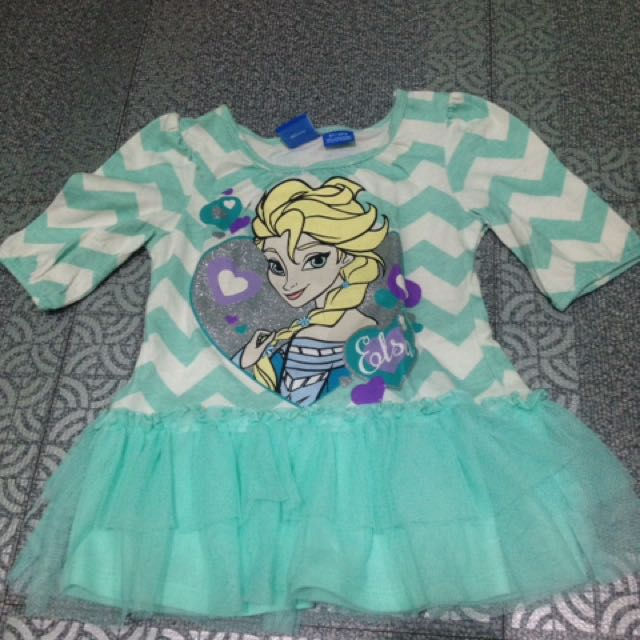 Disney frozen blouse