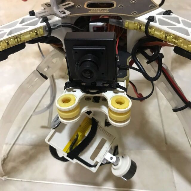 DJI Flame Wheel F450 Drone, Toys & Games, Others on Carousell