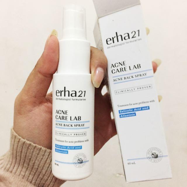 ERHA Acne Back Spray