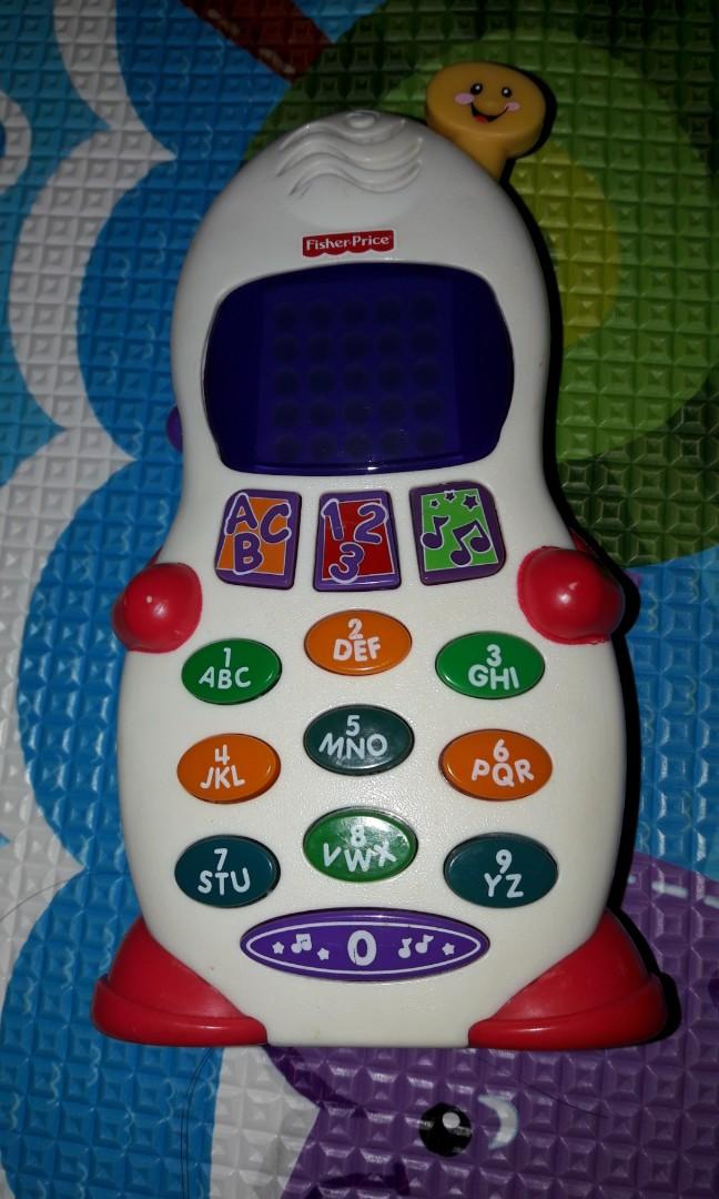 Fisher Price - Telephone