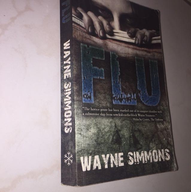 wayne simmons flu