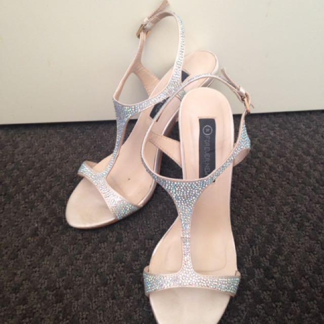 Forever New Wedding/Formal heels