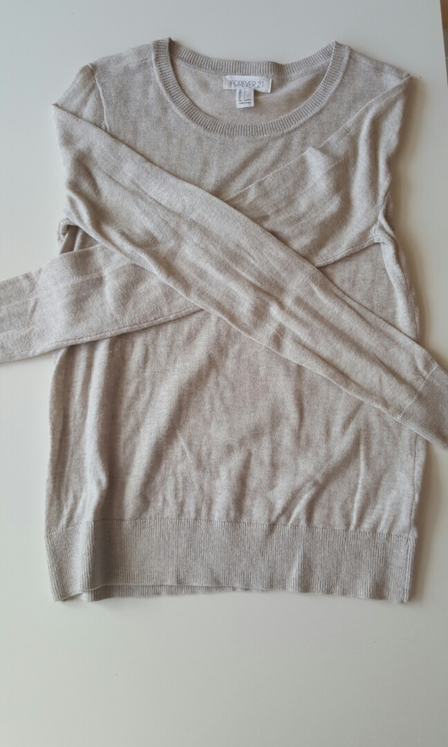 Forevwr 21 knit sweater