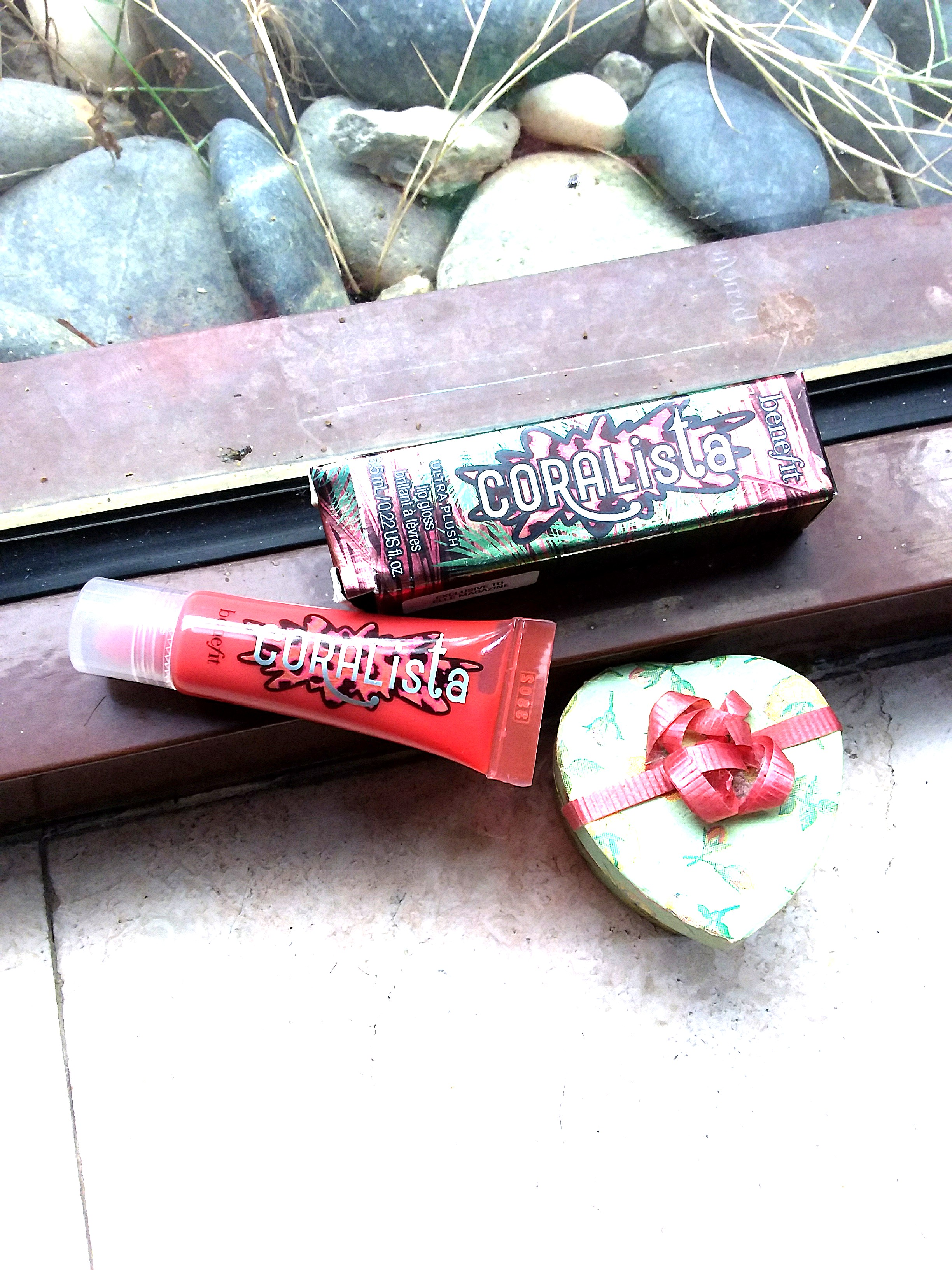 Freepos Authentic Benefit Coralista Lip Gloss 6.5ml