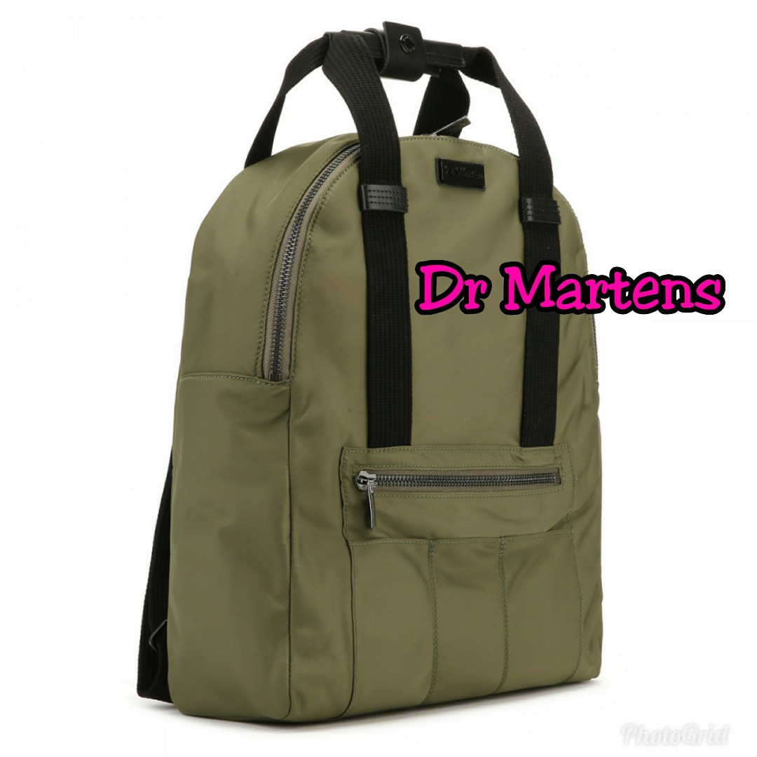 Freepos Dr Martens Olive Colour Backpack